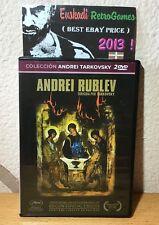 Andrei Rublev (St Andrei Passion) 2 Dvd´s / ZONA 1-6 / Andrei Tarkovsky - RARE