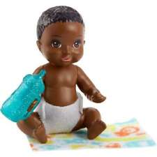 Barbie Skipper Babysitters Inc African American Black Baby Doll by Mattel NEW
