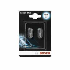 Angebot#6 Glühlampe BOSCH W5W Xenon Blue 2 Stück