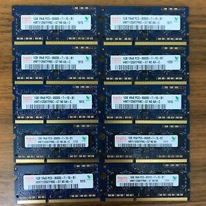 Lot of 25 x 1GB PC3-8500S, 1066MHz MacBook Pro/iMac Memory RAM 2008-2010