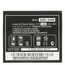 PRO1 BATTERIA RICAMBIO 1500MAH PER LG OPTIMUS 3D P920 P990 FL-53HN SPEED DUAL 2X