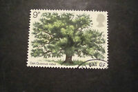 GB 1973 Commemorative Stamps~Tree~Fine Used Set~ex fdc~UK Seller