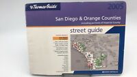 The Thomas Guide San Diego & Orange Counties 2005 BOOK