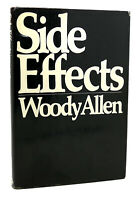 Woody Allen SIDE EFFECTS  1st Edition 3rd Printing