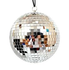 More details for disco mirror ball 8 inch for stimulating visual effects and parties