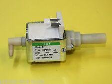 Wasserpumpe  Pumpe für Saeco Primea Cappuccino Touch Plus