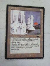 MTG Magic the Gathering English Ivory Tower 1994 Antiquities HP