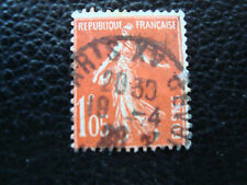 France - Stamp Yvert and Tellier N°195 Obl (A25) Stamp French