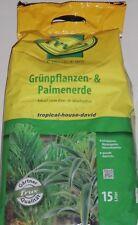 FRUX Grünpflanzen- und Palmenerde 2 x15 liter