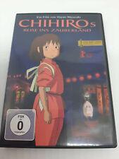 Chihiros Reise ins Zauberland (2003) DVD