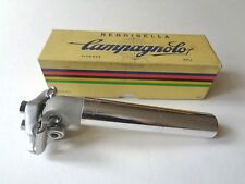 *Rare NOS Vintage 1980s Campagnolo Nuovo Record short alloy seatpost 25.8mm*