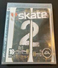 Skate 2 ps3 Spiel Neu Versiegelt PAL Playstation 3 Skate 2