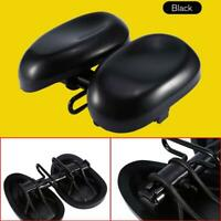 Wide Large Bike Bicycle Saddle Comfort Cycling Seat Cover Pad Cushion