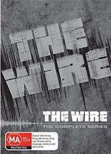 The Wire Series Complete Season 1-5 New DVD Boxset Oz Edition Region 4