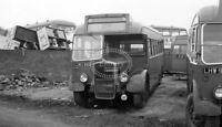 PHOTO West Yorkshire Bristol L SGW 1 JWU888 at North, dealer,Sherburn Elmet1966