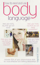 How to Read and Use Body Language by Anna Jaskolka (Paperback, 2004)