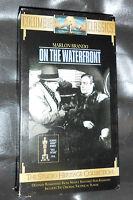 On The Waterfront  (VHS) Columbia  Classics Marlon Brando