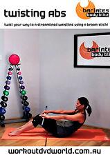 Toning, Body Sculpting EXERCISE DVD - Barlates Body Blitz - TWISTING ABS!
