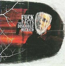FUCK THE FACTS Disgorge Mexico CD