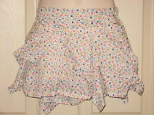 Disney Skirt Skort Floral Shipwrecked Scrunched Handkerchief Hem Look 4T New