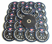 "25 3"" NEIKO PRO TOOLS USA CUT-OFF WHEEL DISCS 3/64"""
