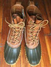 Vintage Bean boots by LL bean Men's Size 8 M