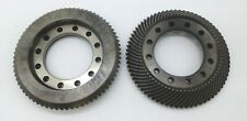 Pair of Beveled Drive Gears