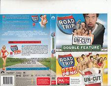 Road Trip-2000-Breckin Meyer/Road Trip:Beer Pong-2009-2 Disc-2 Movie-DVD
