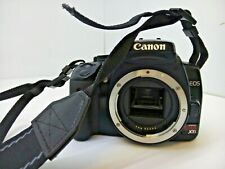 Canon EOS Rebel XTi DS126151 DSLR Camera Body & Original Strap Only ~ AS IS ~