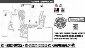 Shoyoroll Comp Standard XIII White ***Brand New***