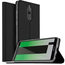 Huawei Mate 10 Lite Flip Cover Teléfono Móvil Plegable Funda Protectora Cubierta