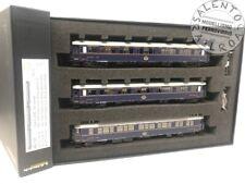 L.S. Models 49131 set tre carrozze CIWL Tipo S 1930 FS SNCF SNCB ep II