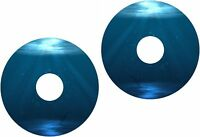 Wheelchair Spoke Guard Skins Under The Sea View Mobility Sticker 523