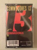 COMMODOORS ---13--- cassette tape