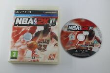 PLAY STATION 3 PS3 NBA 2K11 SIN MANUAL PAL ESPAÑA