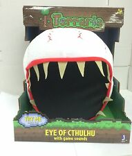 TERRARIA Eye of Cthulhu Feature Plush Toys(22 cm) With Game Sounds- SPECIAL