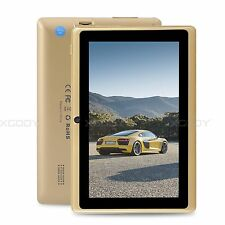 XGODY 7''Inch Android4.4 8GB Quad Core Tablet PC Dual Camera  Bluetooth Wifi