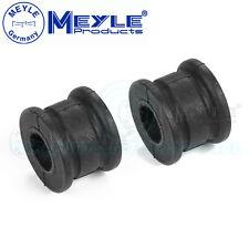 2x Meyle anti roll bar buissons essieu avant gauche et droite (inner) no: 014 032 0024