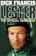 Lester: The Official Biography by Francis, Dick Hardback Book The Cheap Fast