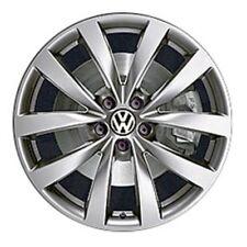 Wheel-19inch Sagitta - Titanium Silver Metallic VOLKSWAGEN OEM 1K8071499QQ9