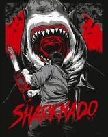 Nuovo Sharknado Steelbook Blu-Ray (OPTBD2856)
