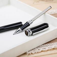 Roller Ball Rollerball Pen Refill Cartridge Black Ink 0.5mm Metal Writing Tool
