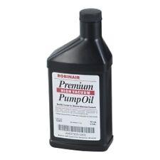ROBINAIR 13119 - Premium High Vacuum Pump Oil - Pint Bottle