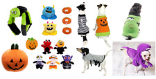 DOG PET PUPPY COSTUMES FOR HALLOWEEN OUTFIT FANCY DRESS TOYS TREATS BALLS