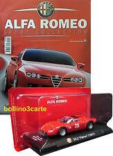 "ALFA ROMEO 33.2  ""Flèron"" (1967) - Sport Collection n. 40 - 1/43"