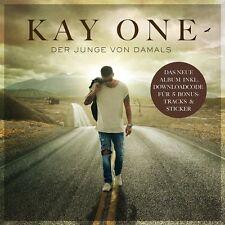 KAY ONE - DER JUNGE VON DAMALS - INKL. DOWNLOADCODE -  CD NEU