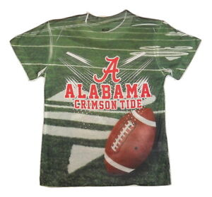 Alabama Crimson Tide Football Tee Youth T-shirt