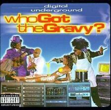 Who Got the Gravy?  Digital Underground PA (CD 1998, Interscope (USA)) NEW RAP