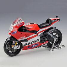 2011 MotoGP DUCATI Desmosedici No.69 Maisto 1:10 Diecast Motorcycle Model Toy