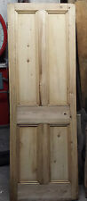 Reclaimed Original Stripped Pine Doors - LOTS available in ALL Widths & styles